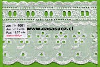 BRODERIES TP-4001